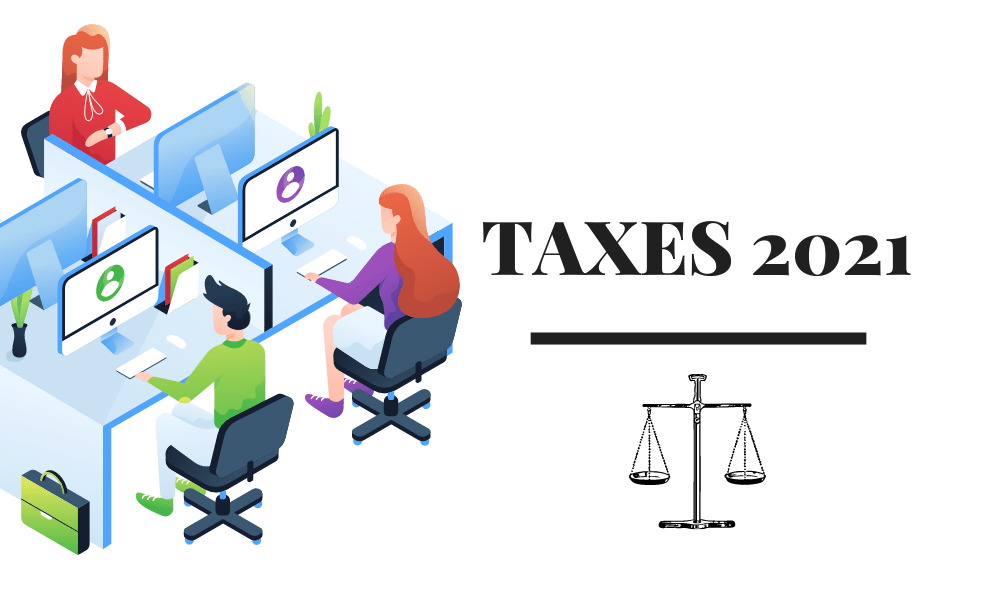 Filing taxes in 2021